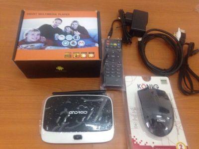 Android TV Box Q7- Ram 2G