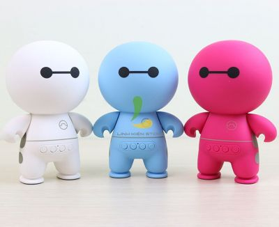 Loa bluetooth mini Baymax A9