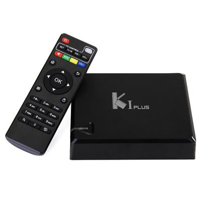 ANDROID TV BOX - K1 PLUS - CHIP AMLOGIC S905, ANDROID 5.1 GIÁ RẺ