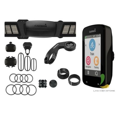 Garmin Bike Edge 820 Bundle