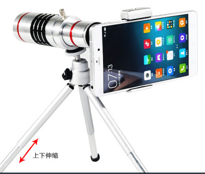 Ống Lens Tele Zoom 18x