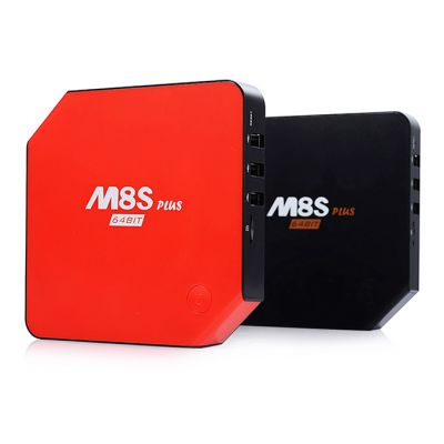 ANDROID TV BOX M8S PLUS S905