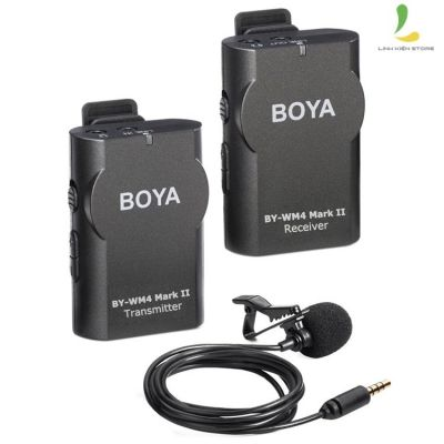 Microphone Boya WM4 Mark II