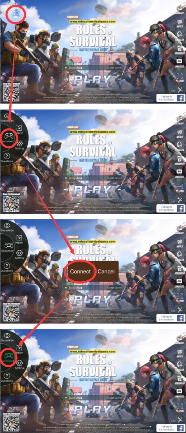hướng dẫn sử dụng gamesir G5