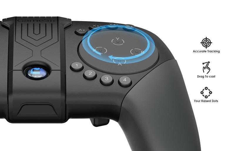 Tay cầm chơi game Bluetooth Gamesir G5
