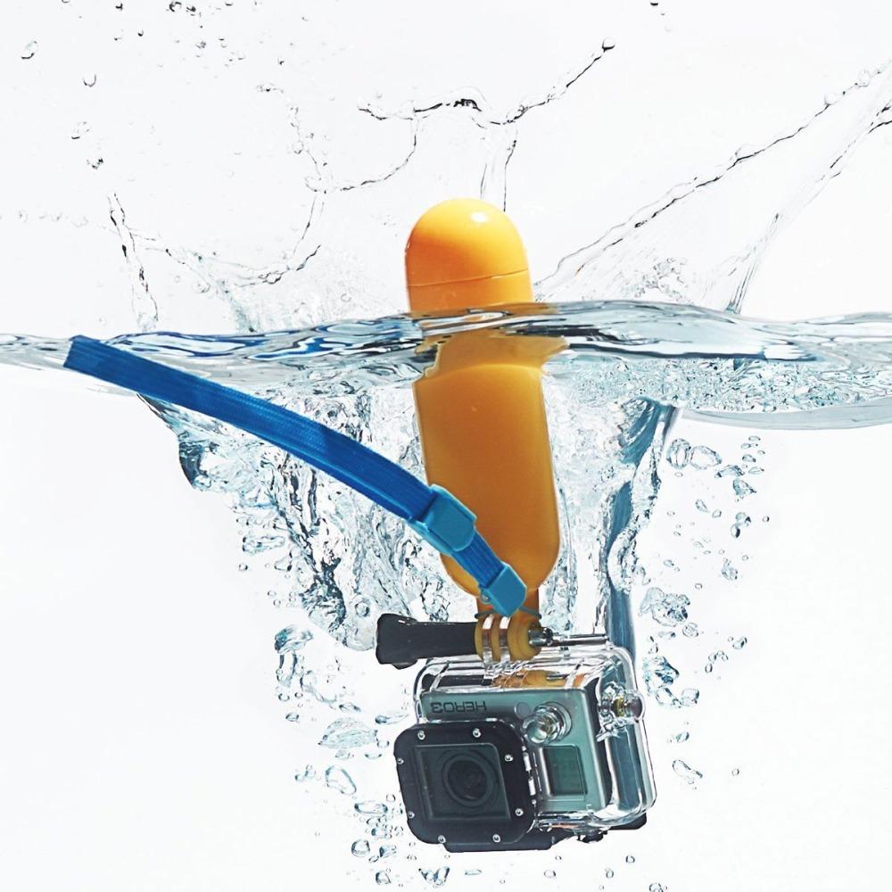 Phao nổi dưới nước cho camera Gopro, SJCAM, Yi Xiaomi