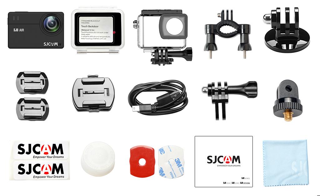 Camera hành trình SJCAM SJ8 Air