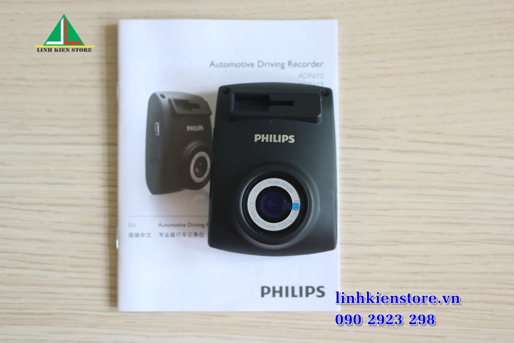 camera ô tô philips ADR619