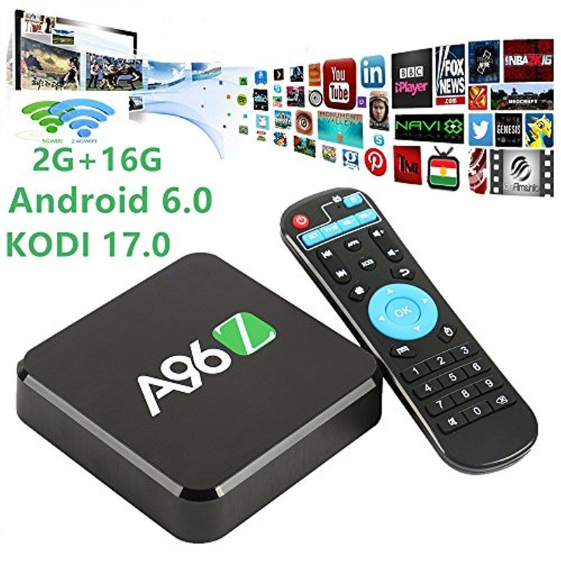 android tv box A96Z