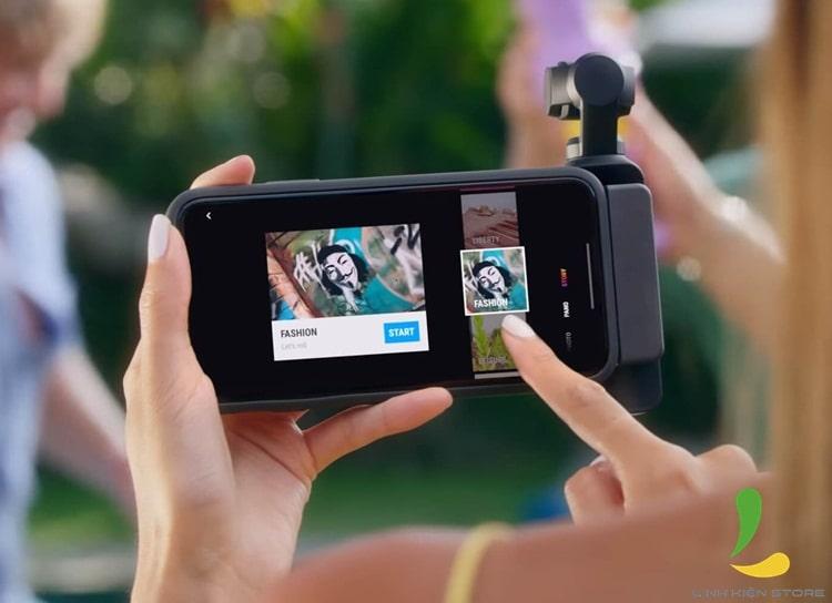 Camera hành trình DJI Osmo Pocket