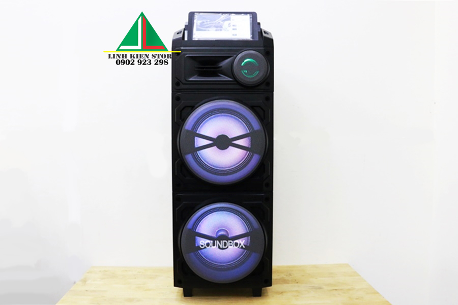 loa kéo soundbox S10B