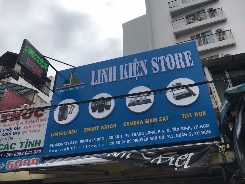 Linh Kiện Store - Trung tâm phân phối các hàng công nghệ