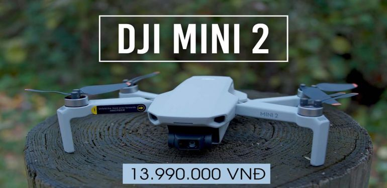 Flycam DJI Mavic Mini 2