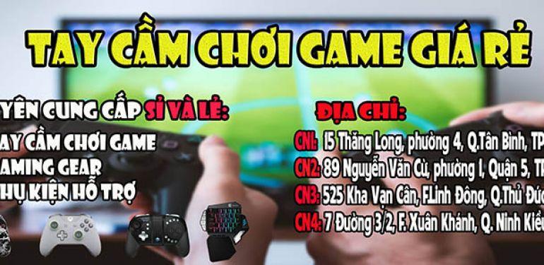 TAY CẦM CHƠI GAME - GAMING GEAR